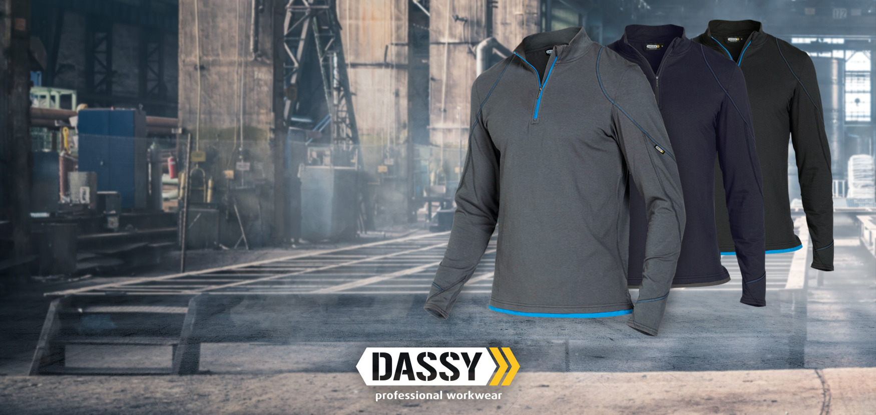 Shop D-FX PROMOTION - Buy 2 D-FX work trousers and get <BR/>1 DASSY Sonic for free#Learn all about this promotion