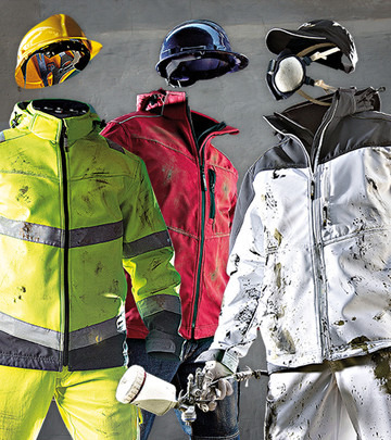 Browse through the complete DASSY workwear collections.