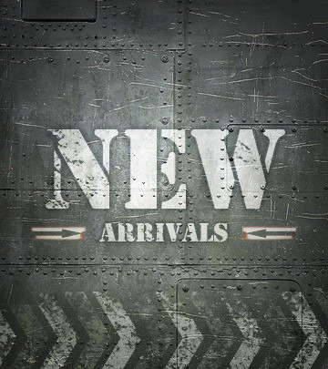 Discover our new arrivals.