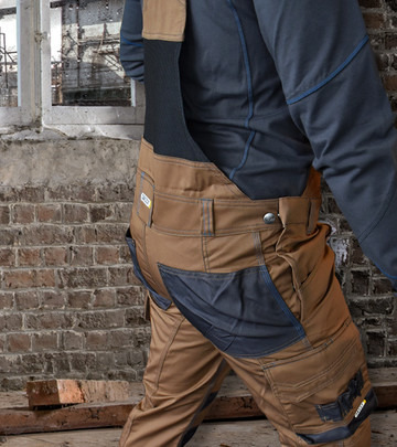 Discover our brace overalls
