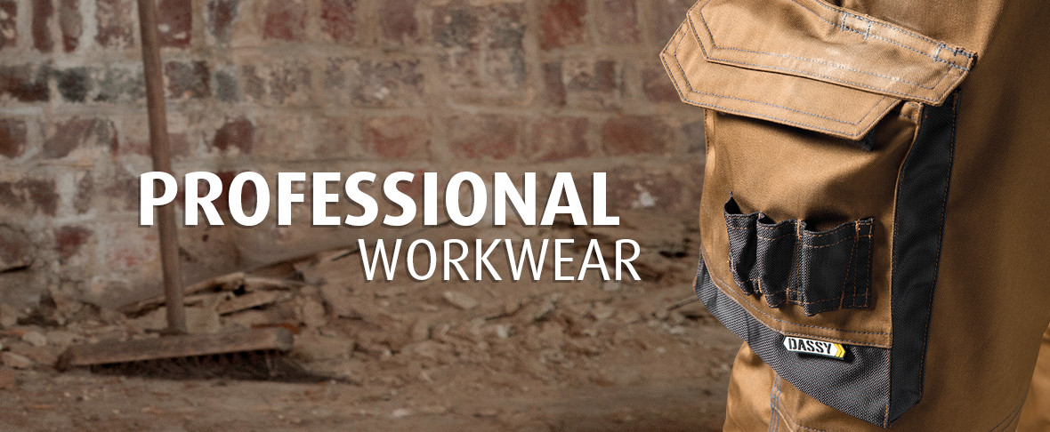 Dassy Professional Workwear