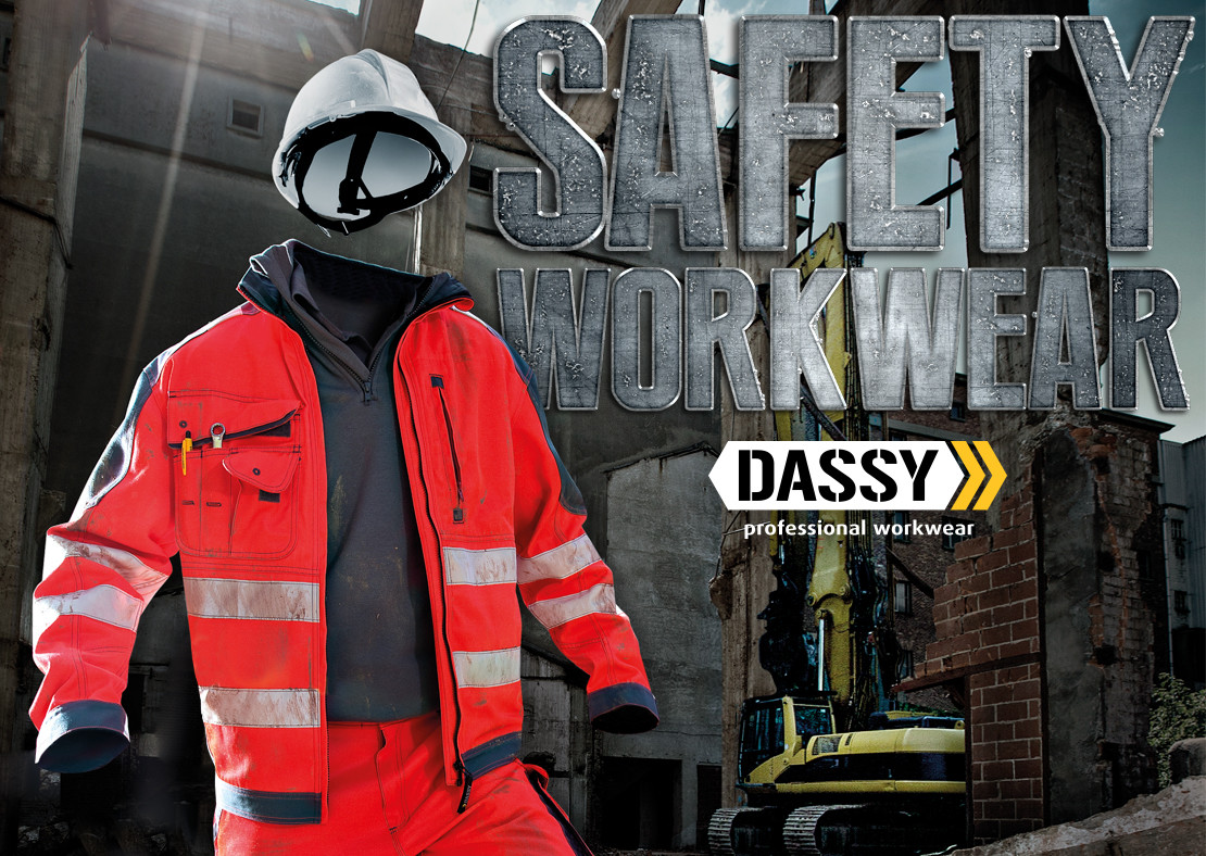 Dassy Professional Workwear Safety Workwear