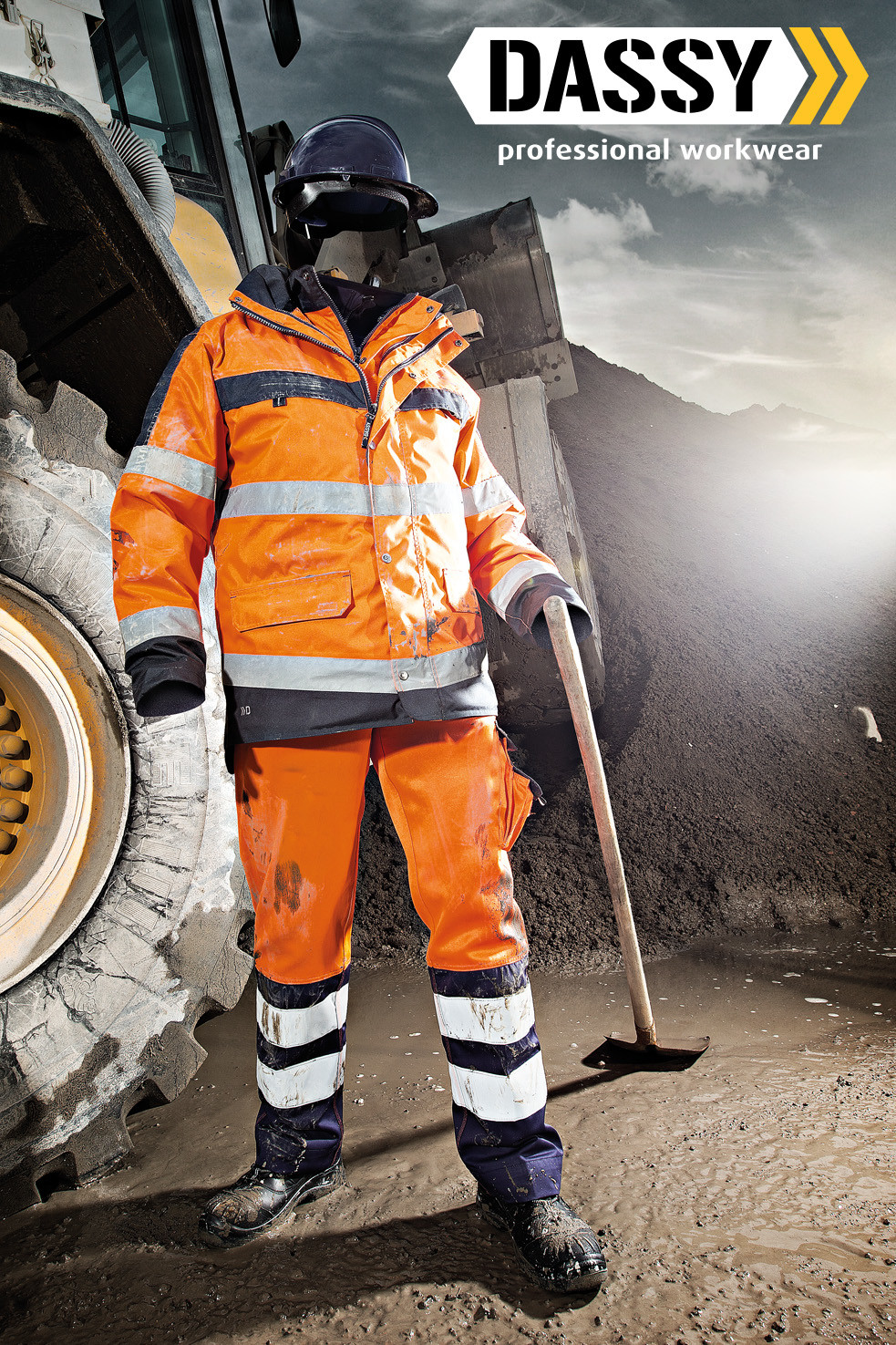 Dassy Professional Workwear High Visibility Workwear