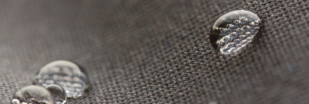 Water-performance fabrics
