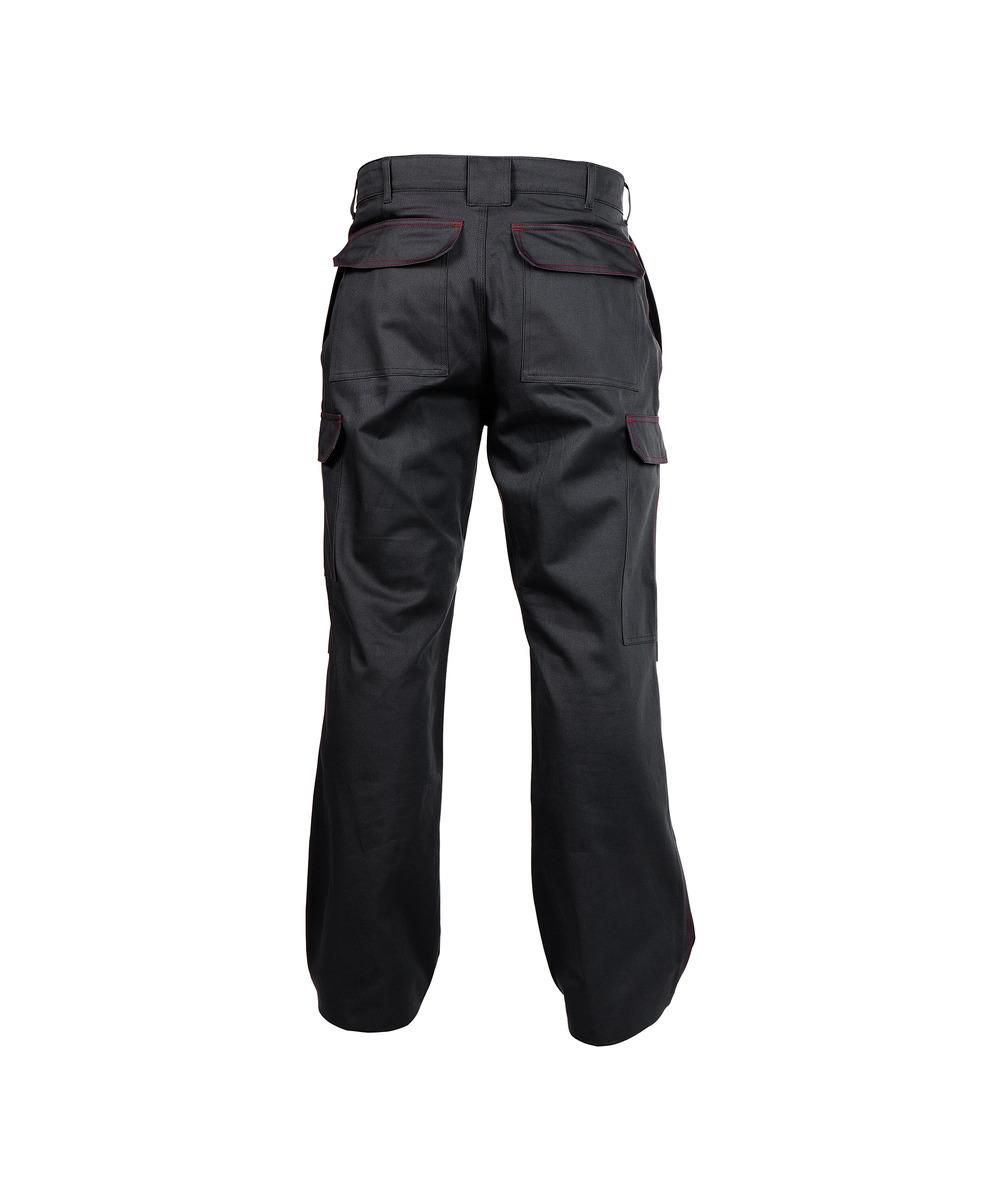 4e1cb02f722e1 DASSY DASSY® Arizona Pantalon de travail poches genoux ignifugé