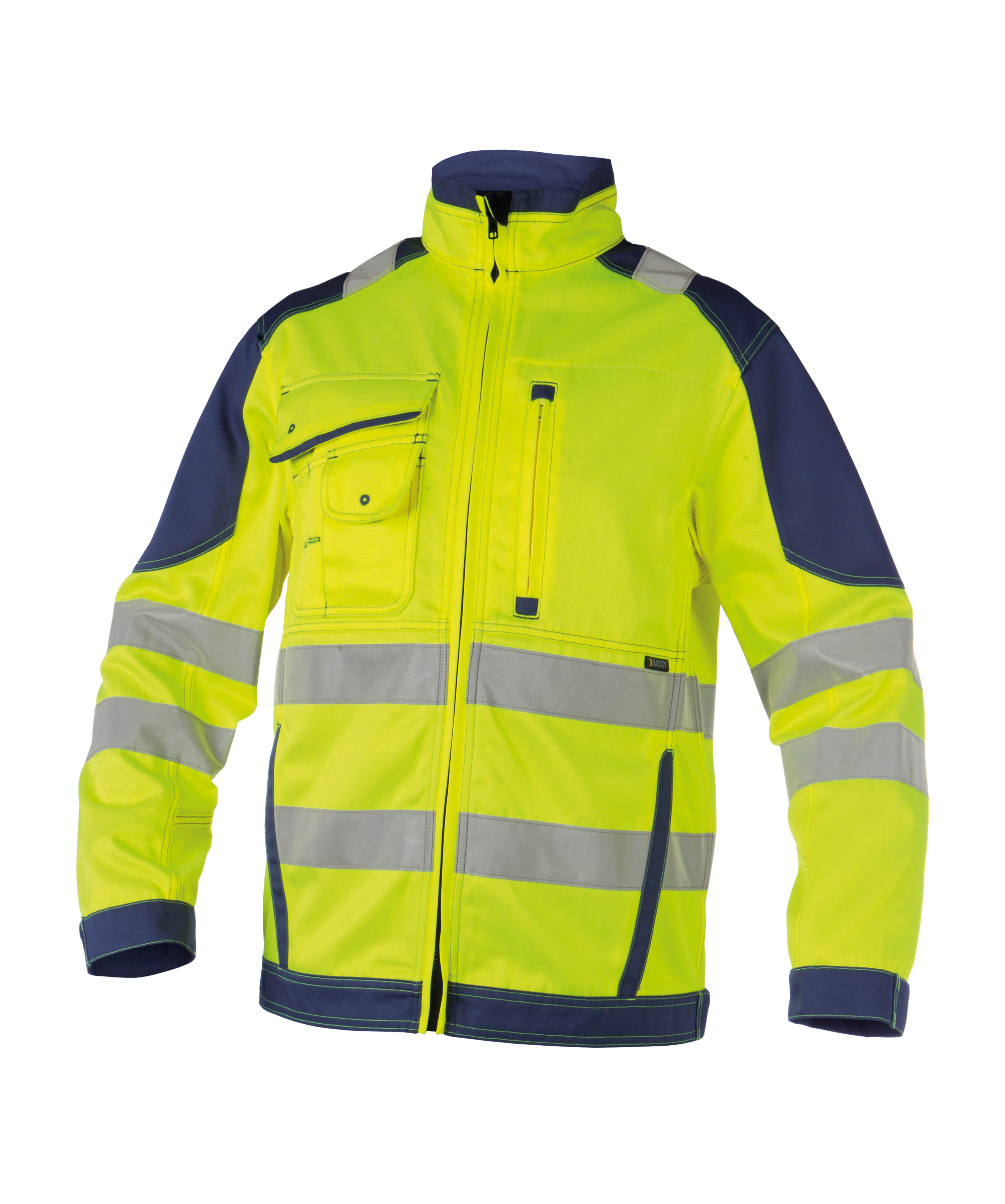 DASSY® Orlando (300367). High visibility work jacket